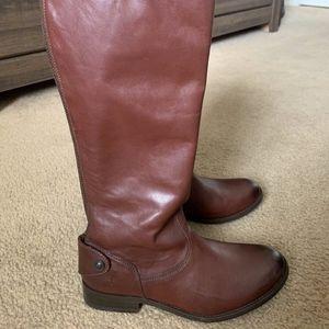 FRYE High Boots SZ 6Brown